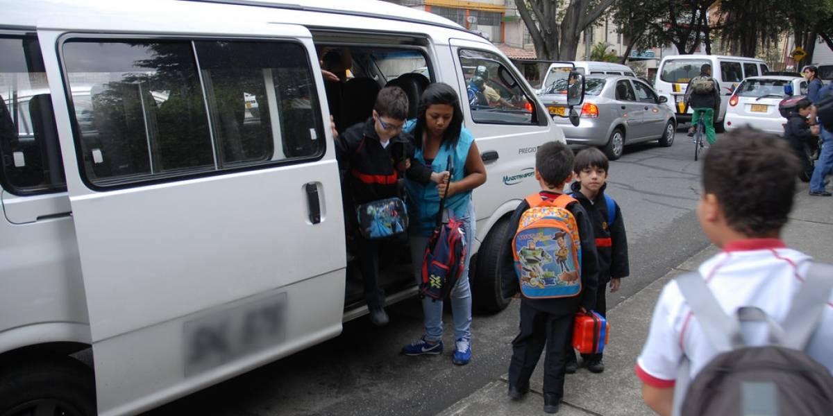 ¡Cuida a tus hijos! Estos son los accidentes de tránsito en zonas escolares
