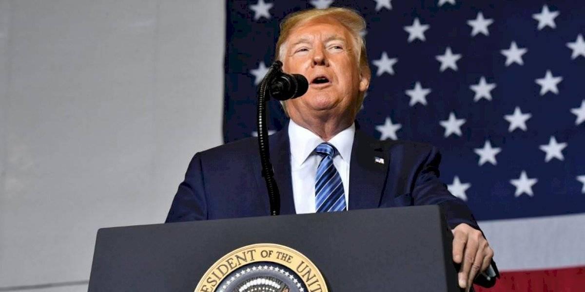 Trump amenaza con sacar a Estados Unidos de la OMC