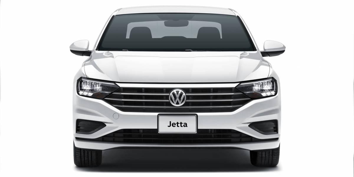 Volkswagen Jetta toma la delantera del segmento en abril