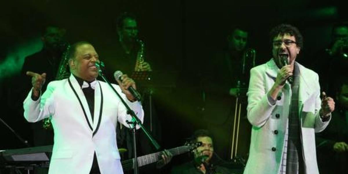 Wilfrido Vargas puso a bailar a más de 25 mil personas en Bogotá