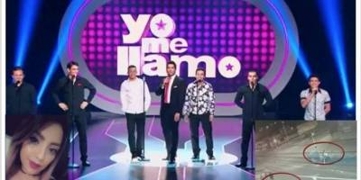 Richard Muñoz en 'Yo me llamo'