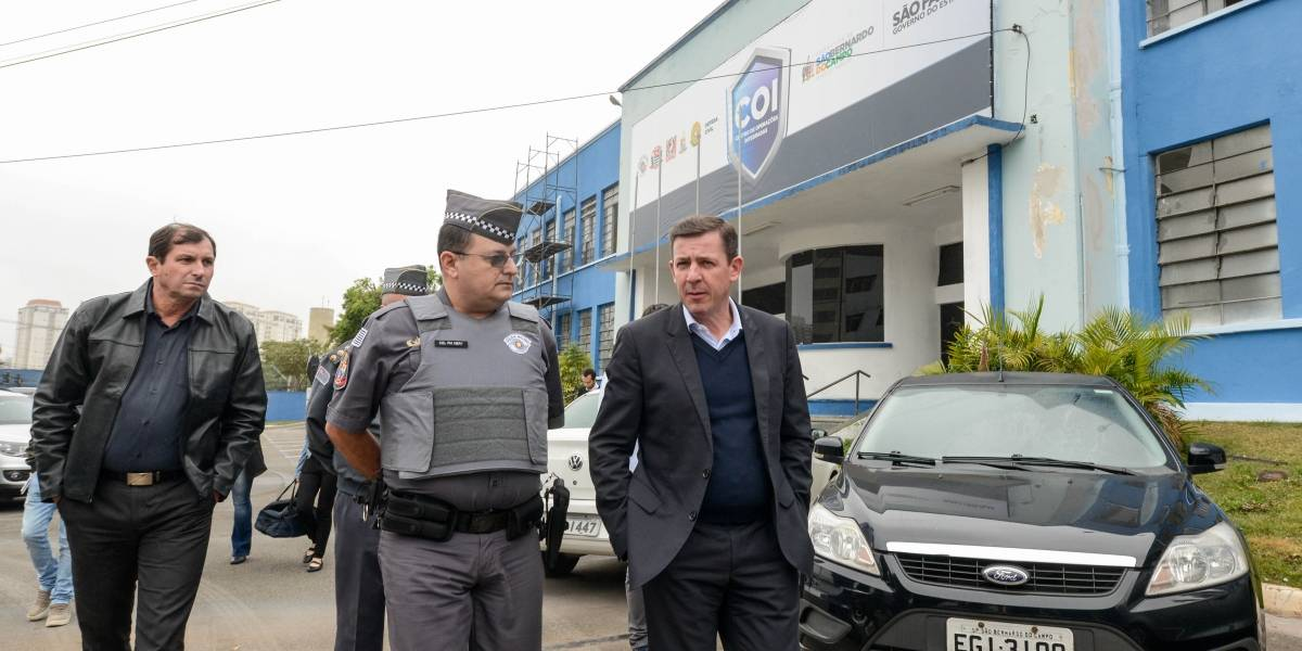 São Bernardo anuncia Centro de Operações Integradas para setembro