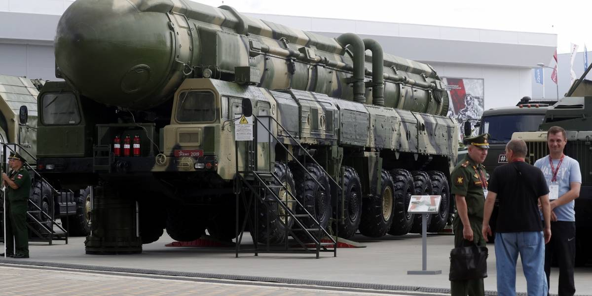 Anulan evacuación tras la explosión de misil ruso de propulsión nuclear