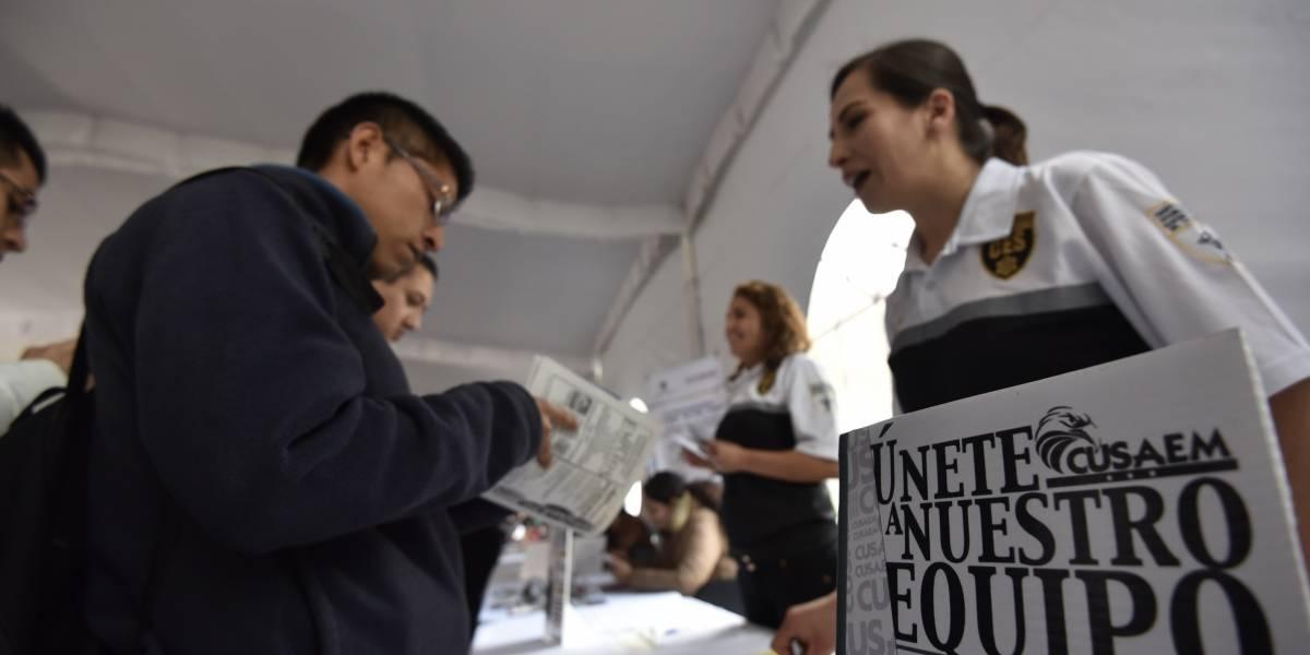 Inegi registra dos millones de mexicanos desempleados en segundo trimestre de 2019