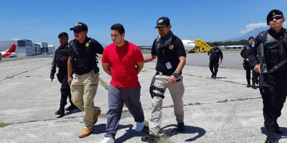 Pandillero acusado de 4 ataques armados es capturado en Fuerza Aérea