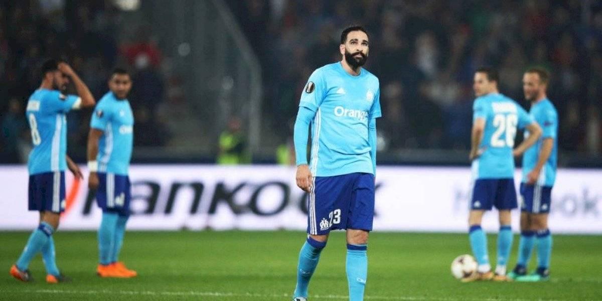 El Marsella despide a Adil Rami por una grave falta