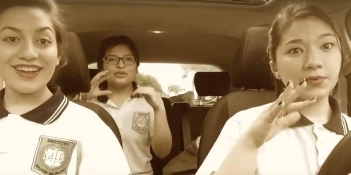 Dos adolescentes en un auto corren más peligro que uno
