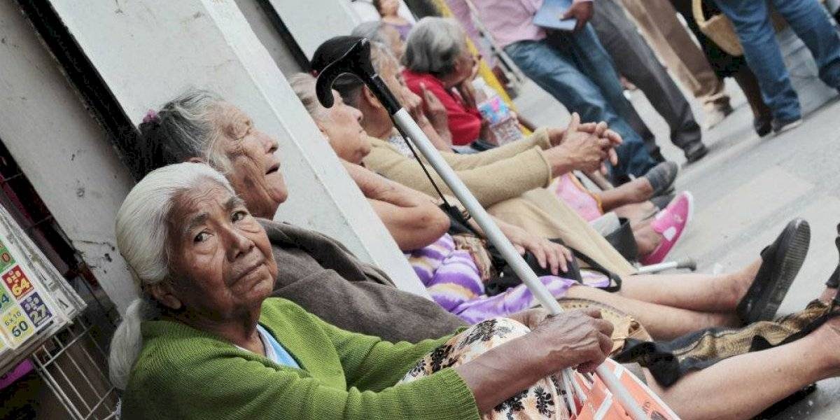 Roban dinero de pensiones para adultos mayores en Morelos