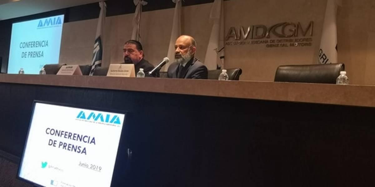 Cifras indican situación crítica para la industria automotriz