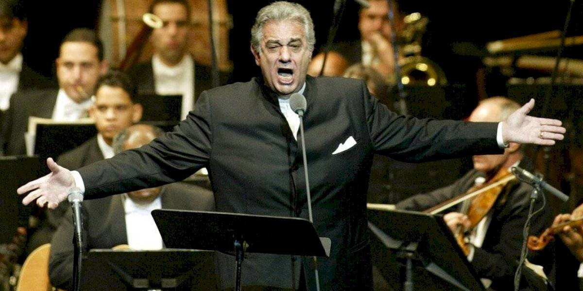 San Francisco cancela concierto de Plácido Domingo