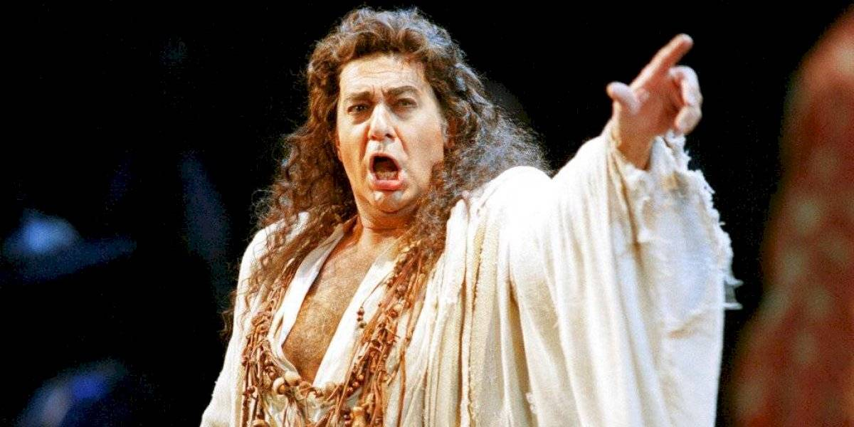 Ópera de Los Ángeles investigará acusaciones contra Plácido Domingo