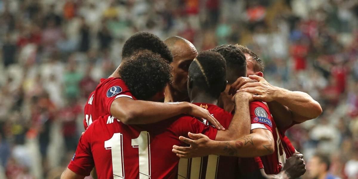 Liverpool derrotó por penales a Chelsea y es el nuevo supercampeón de Europa