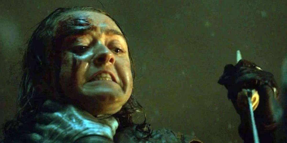 """Director de """"Game of Thrones"""" al fin explicó porqué Arya apareció de la nada frente al Rey de la Noche"""