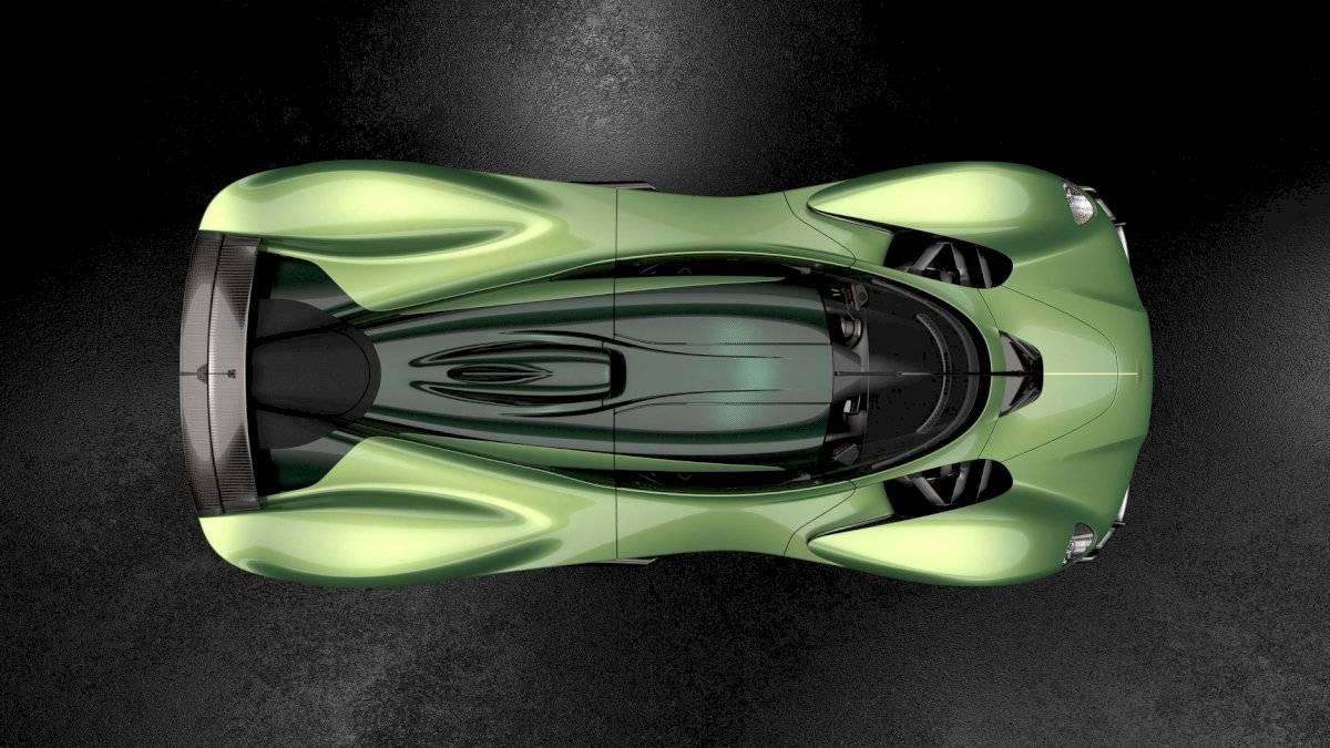 Aston Martin Valkyrie Le Mans 2021-4