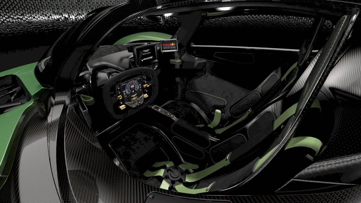 Aston Martin Valkyrie Le Mans 2021-8