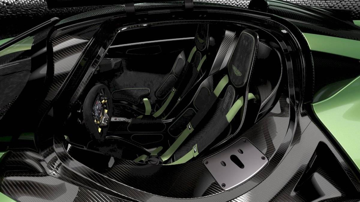 Aston Martin Valkyrie Le Mans 2021-7