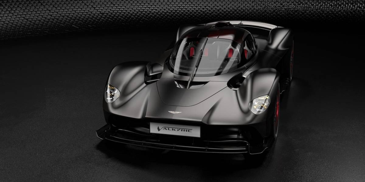 Aston Martin Valkyrie competirá en las 24 Horas de Le Mans... en 2021