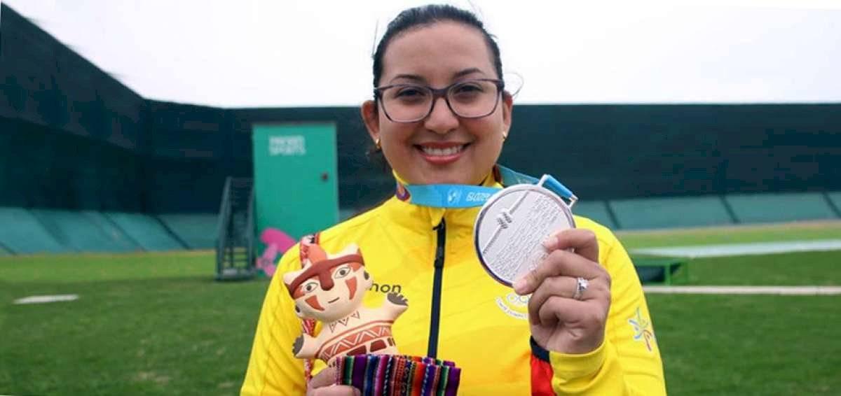 Marina Pérez (Tiro Deportivo)