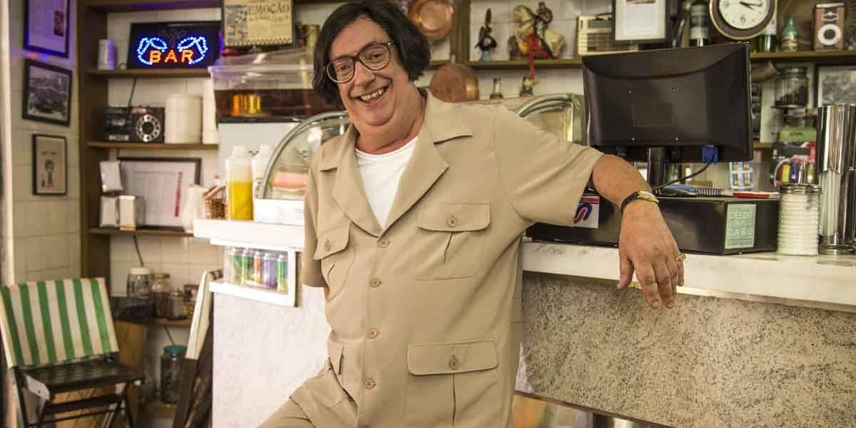 Ator que interpretou Beiçola em 'A Grande Família' pede emprego para bancar contas