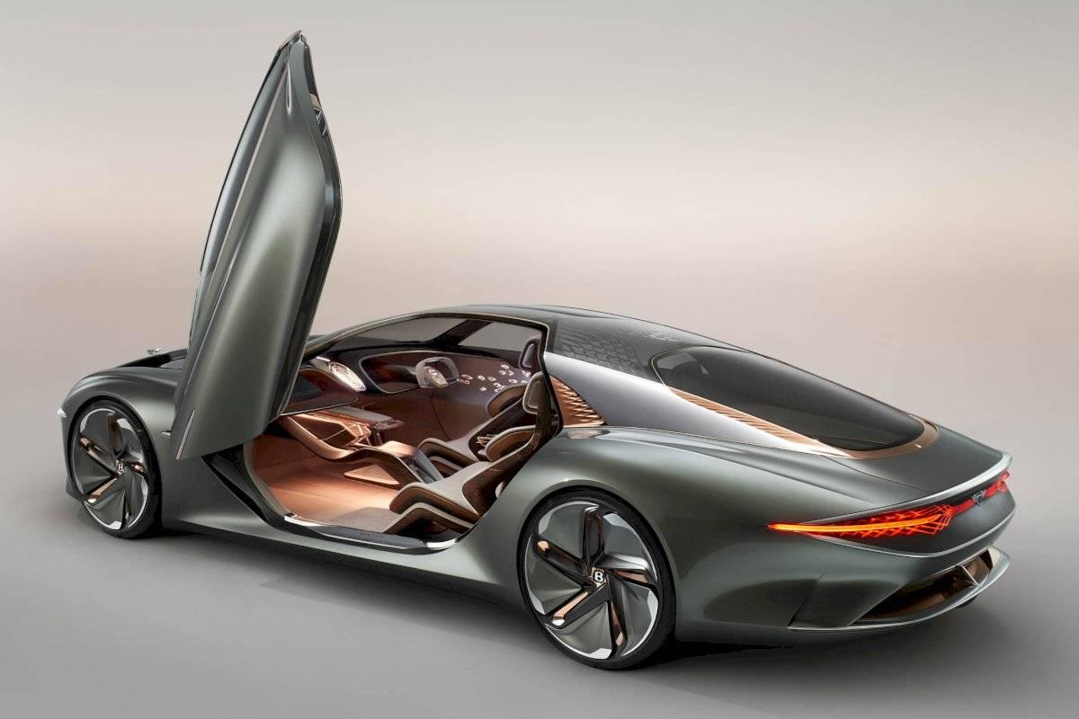 Bentley Electric Concept -2
