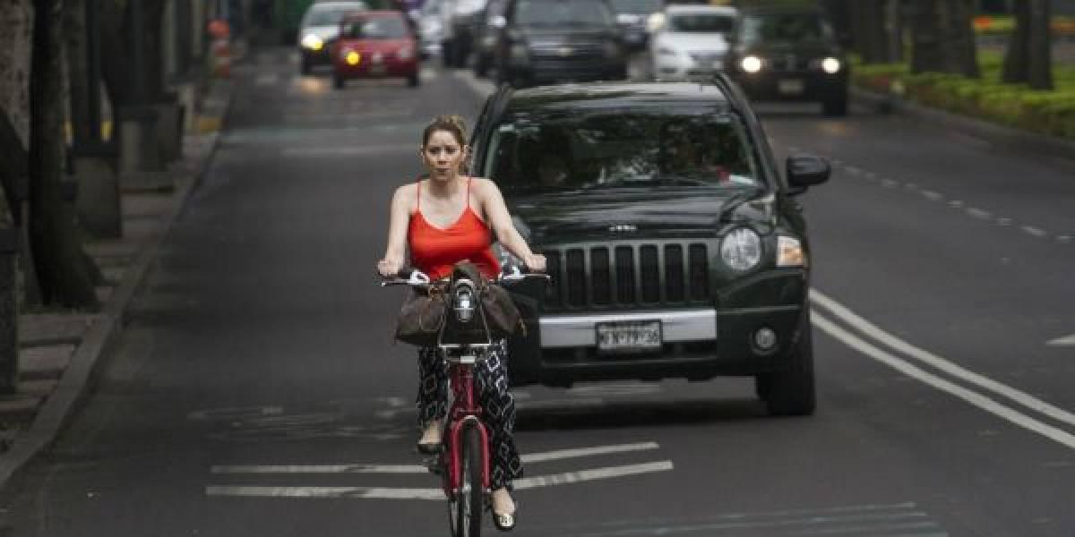 Infraestructura y cultura vial limitan uso de bicicleta: encuesta