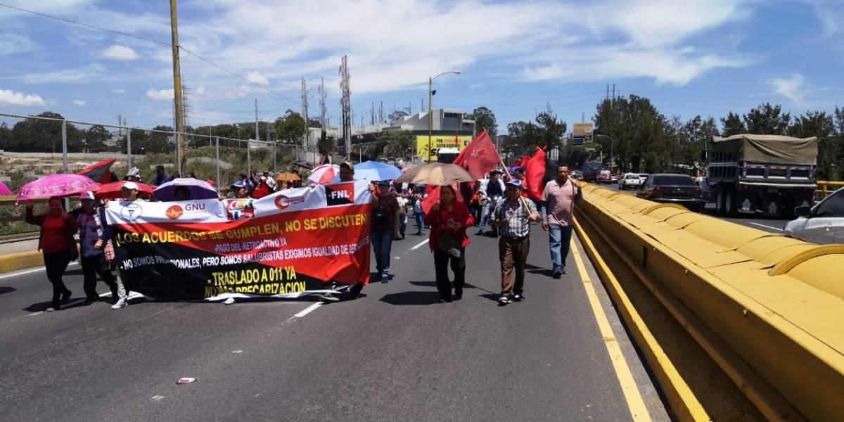 Cámara del Agro pide actuación del MP, Gobernación y PDH ante bloqueos