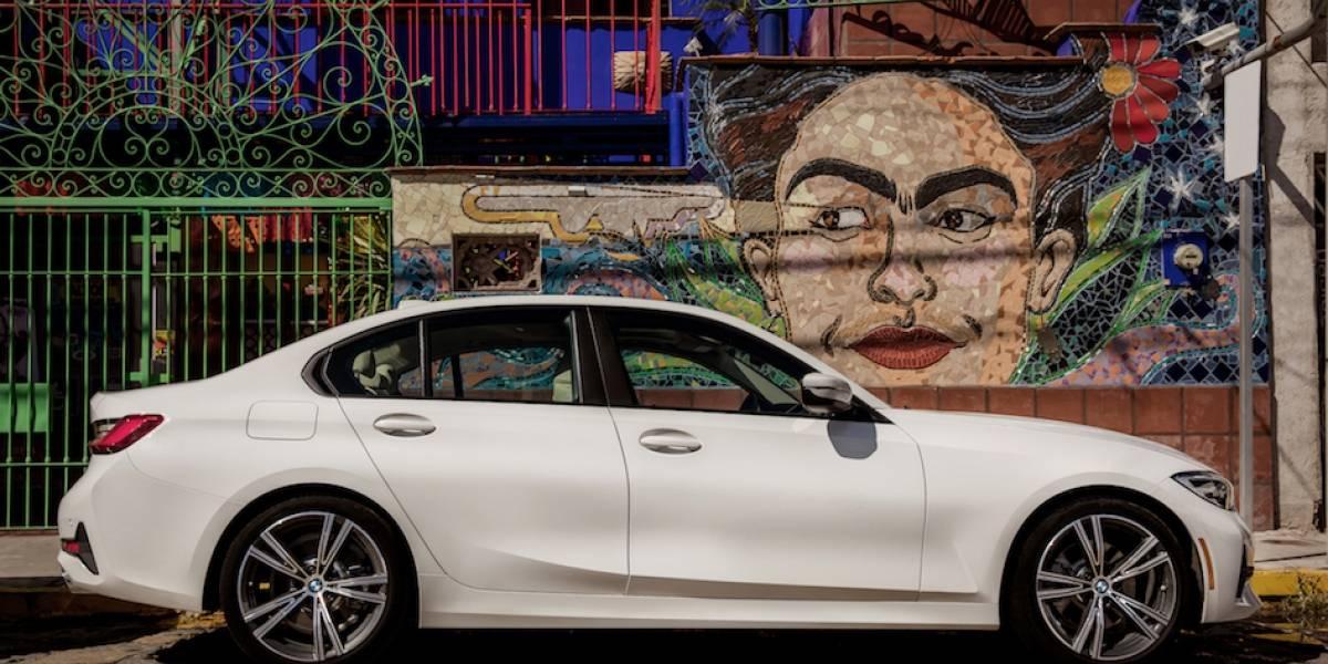 ¡A celebrar 25 años de BMW en México con el Serie 3 hecho en San Luis Potosí!