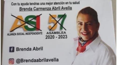 Candidata en Santander reparte condones para dar a conocer sus propuestas