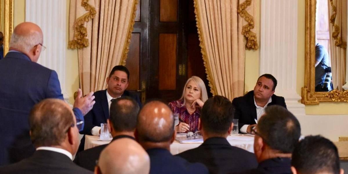 Gobernadora descarta el plan de los counties de Ricardo Rosselló