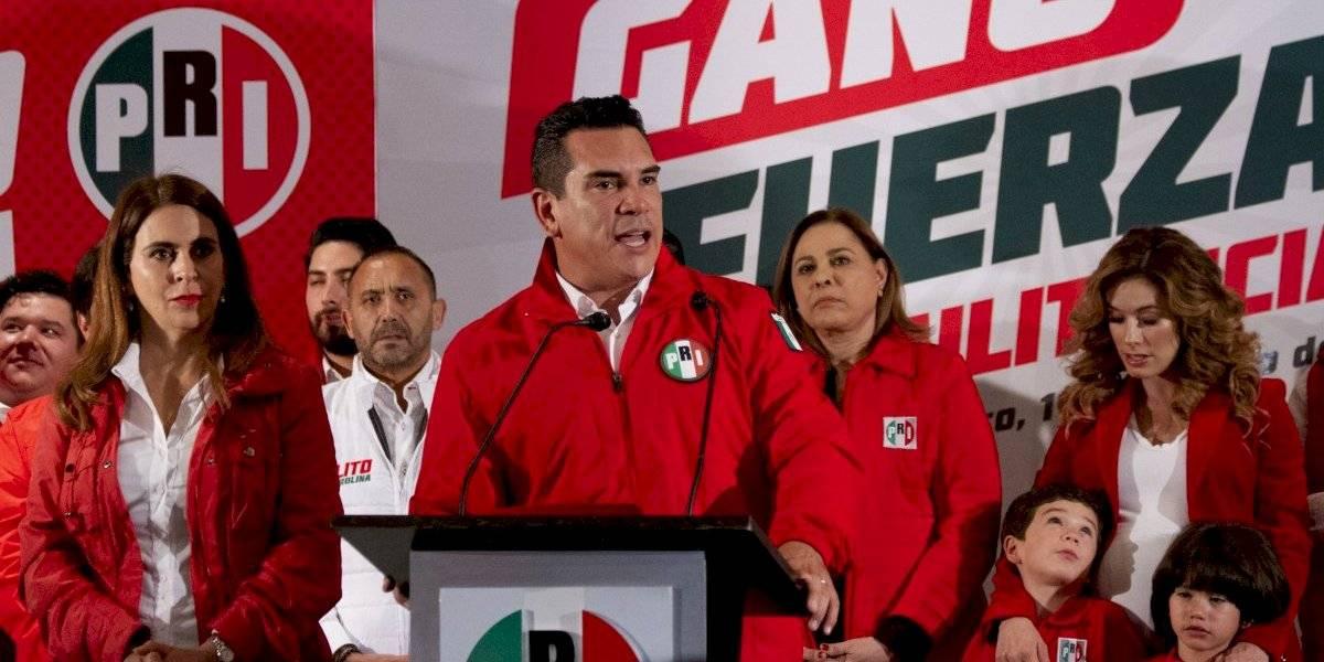 Alejandro Moreno gana la dirigencia del PRI con amplia ventaja