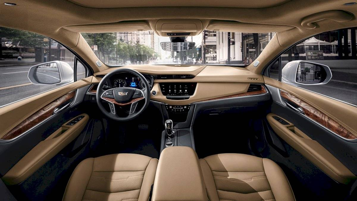 Cadillac XT5 2020-1