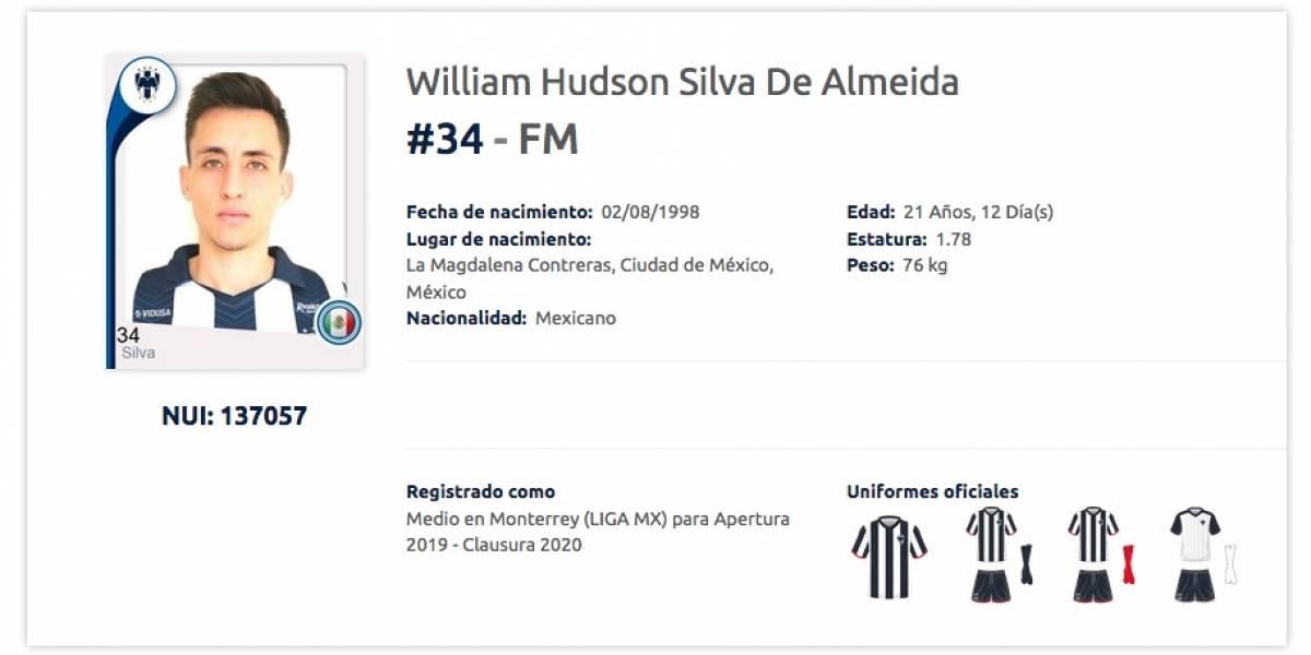 Registra Rayados a otro jugador para el Apertura 2019