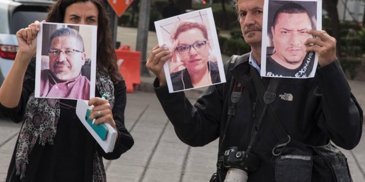 Se contradicen cifras de periodistas con protección
