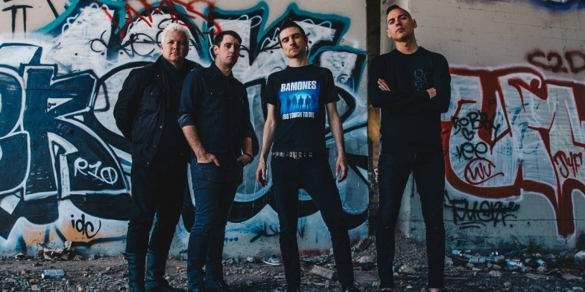 Anti-Flag regresa a CDMX con show de lujo