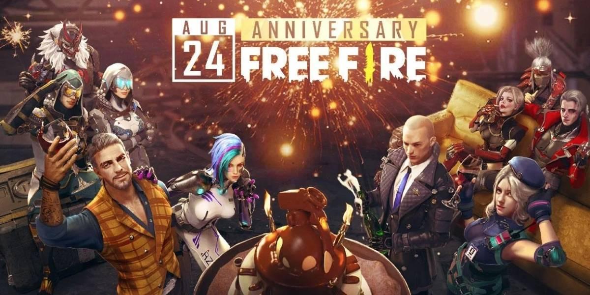 Battle Royale: Garena acaba de liberar nova atualização para o game Free Fire