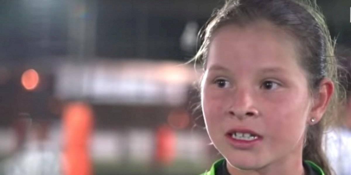 Corte ordena a Pony Fútbol aceptar a una niña en un equipo masculino