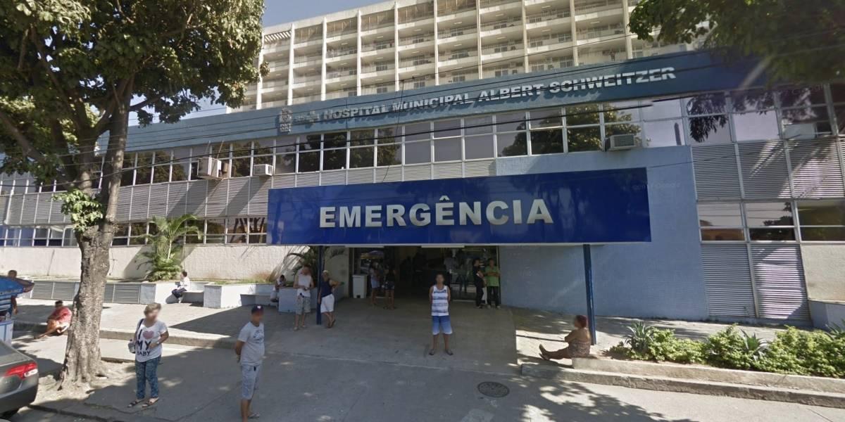 Mãe com criança no colo é morta por bala perdida no Rio de Janeiro