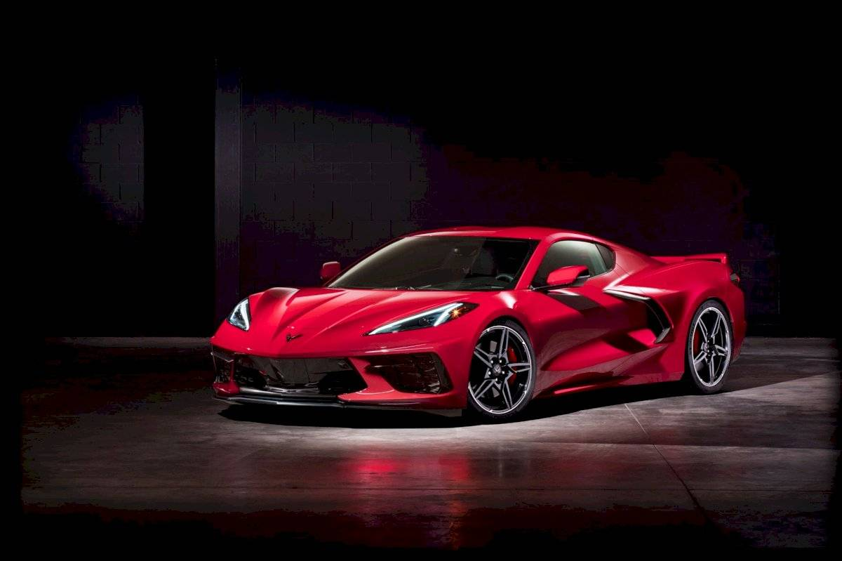 Chevrolet Corvette Stingray 2020-C8-11