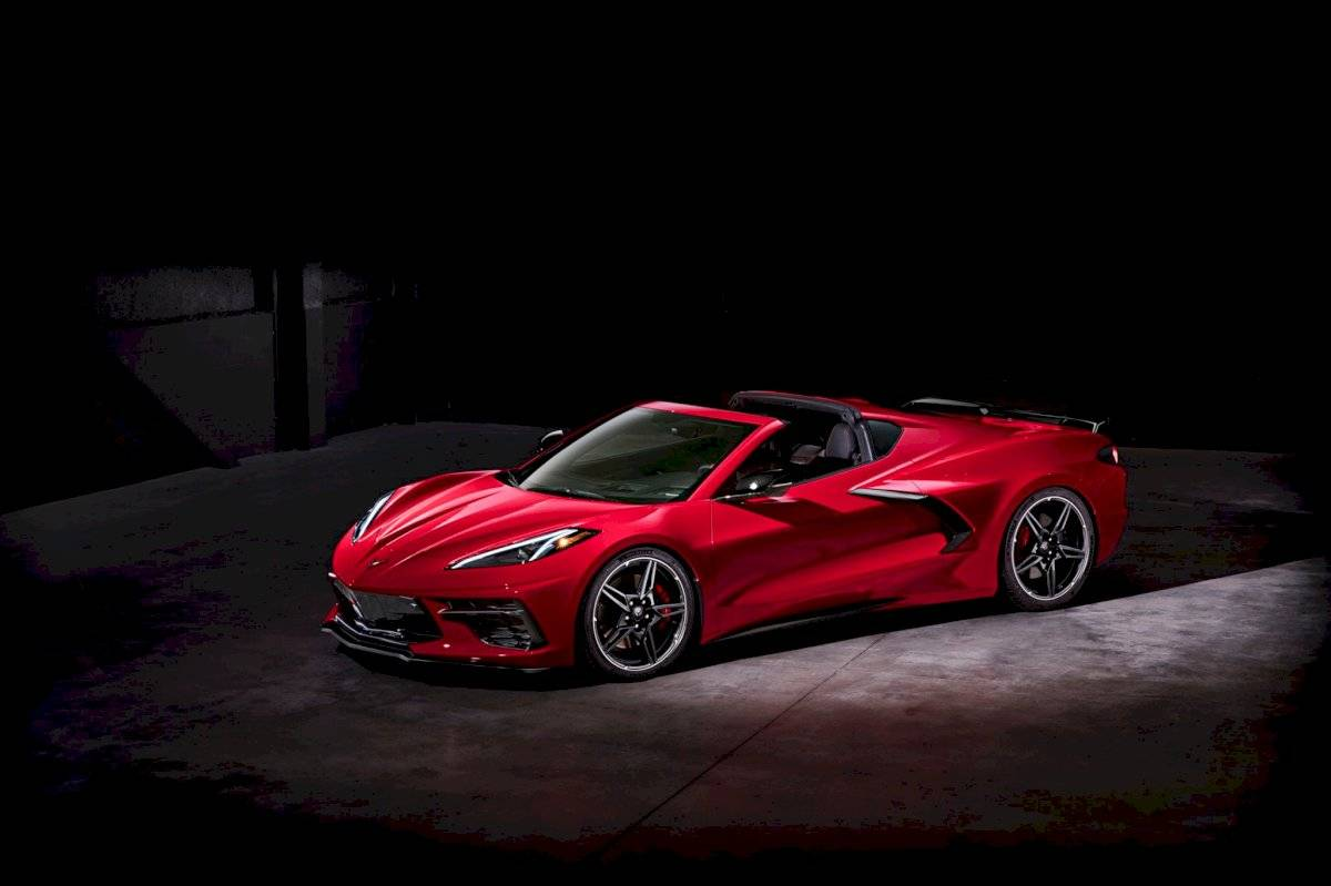 Chevrolet Corvette Stingray 2020-C8-22