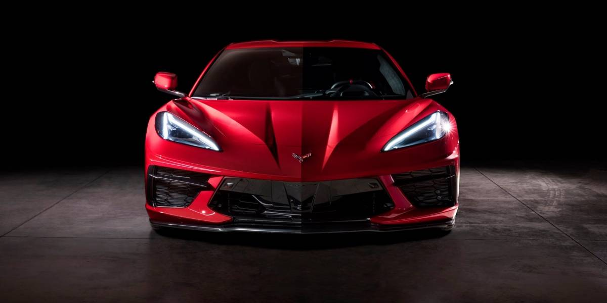 Chevrolet Corvette Stingray 2020 - C8