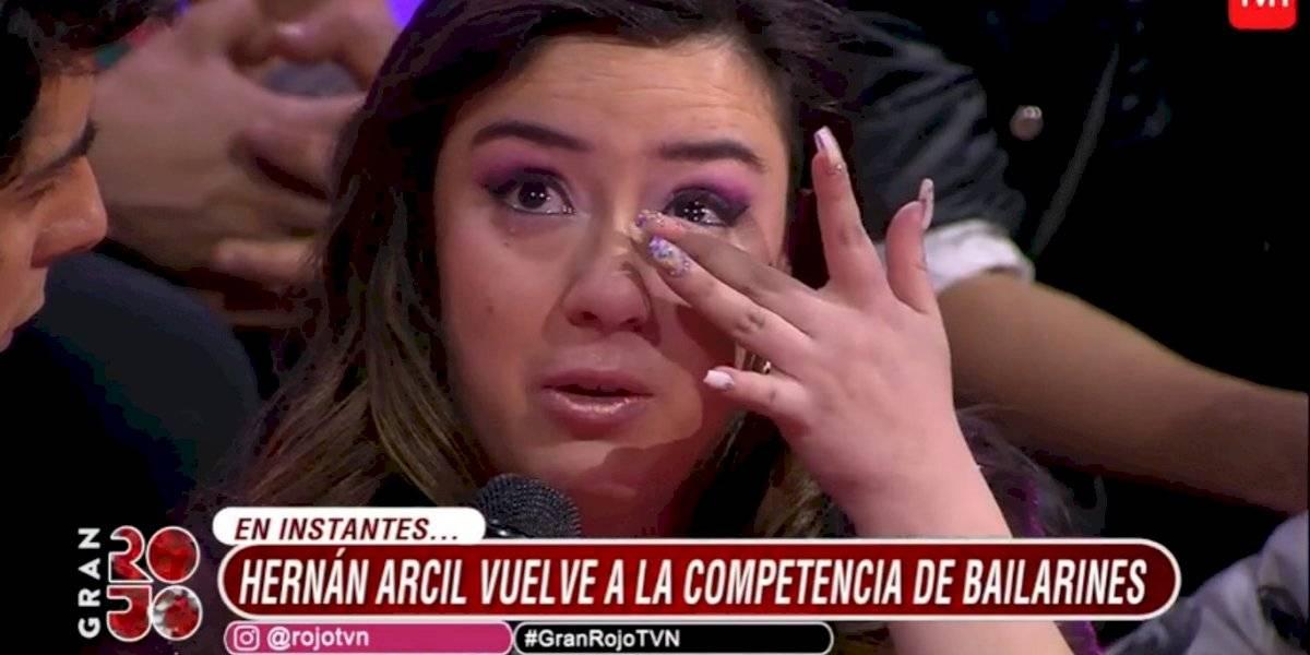 """Christell Rodríguez se quebró en pantalla tras ser destrozada por su participación en el """"Gran Rojo"""": aseguró que era por otro motivo"""