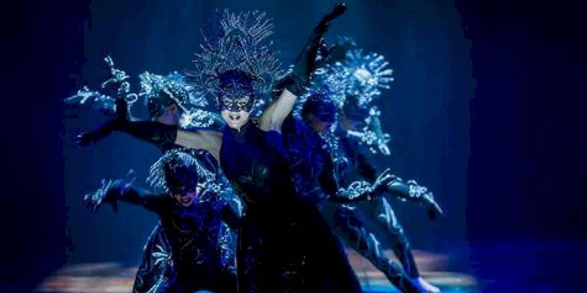 Cirque du Soleil durante un mes en Hard Rock Hotel Punta Cana