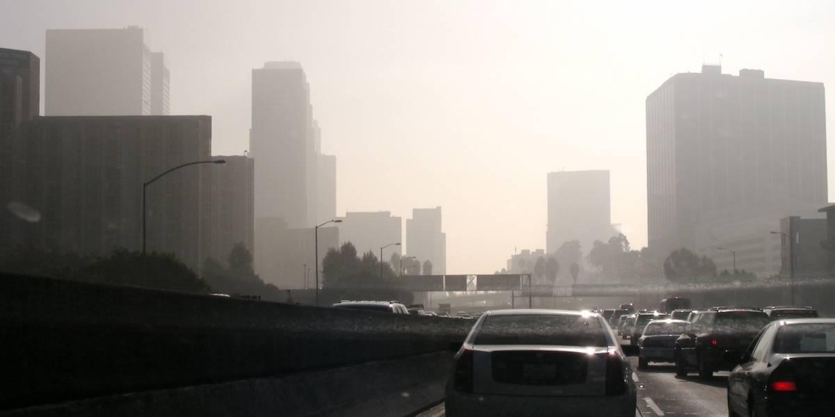 Piden regulación a vehículos de carga para reducir contaminación en la capital