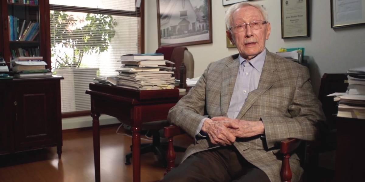 Jaime Escobar Triana, pionero de la Bioética en Colombia