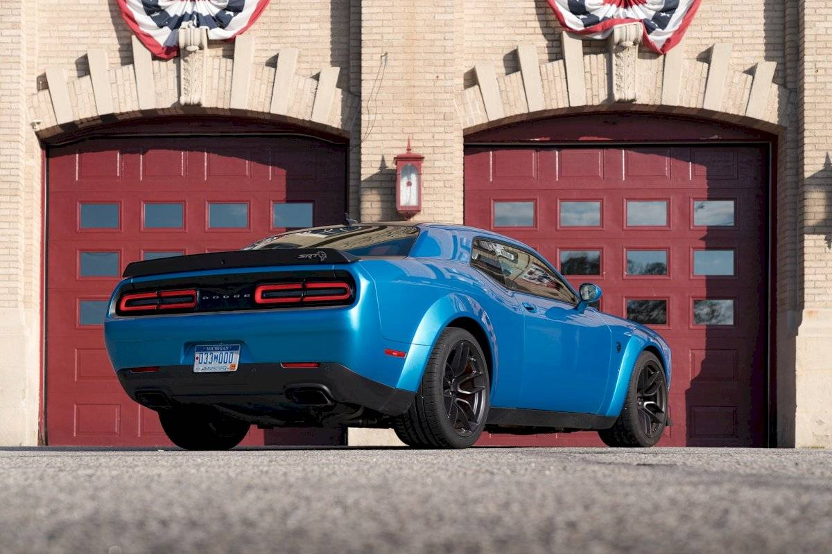 Dodge Challenger SRT Hellcat Redeye Widebody-1