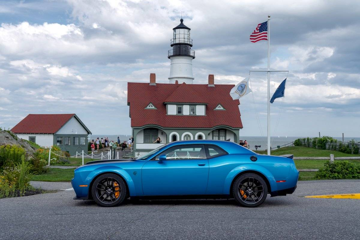 Dodge Challenger SRT Hellcat Redeye Widebody-2