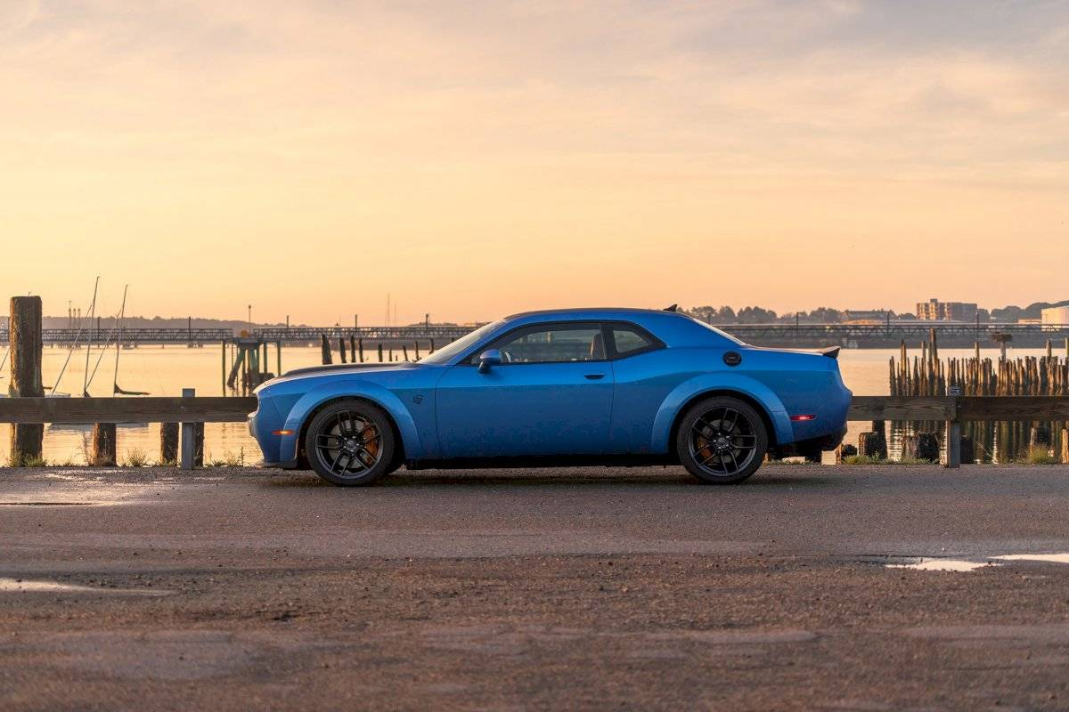 Dodge Challenger SRT Hellcat Redeye Widebody-5