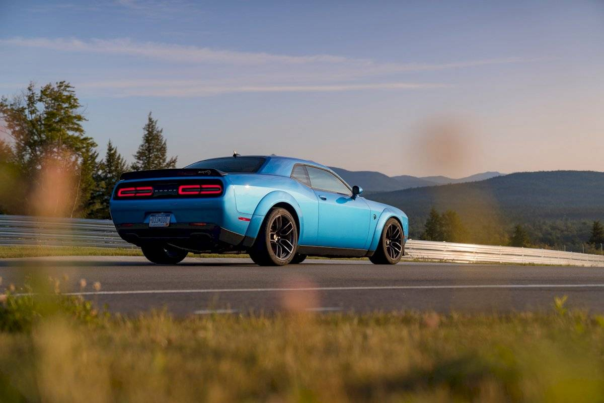Dodge Challenger SRT Hellcat Redeye Widebody-27