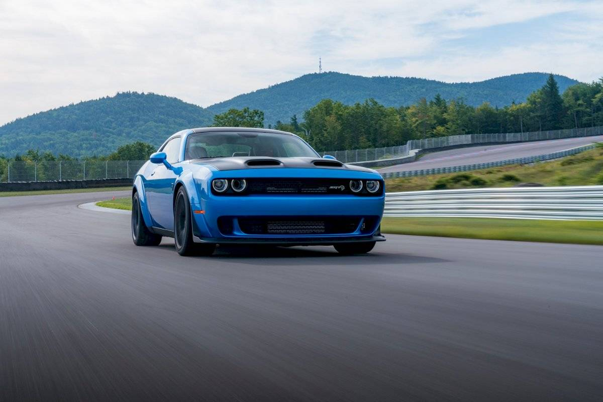 Dodge Challenger SRT Hellcat Redeye Widebody-16