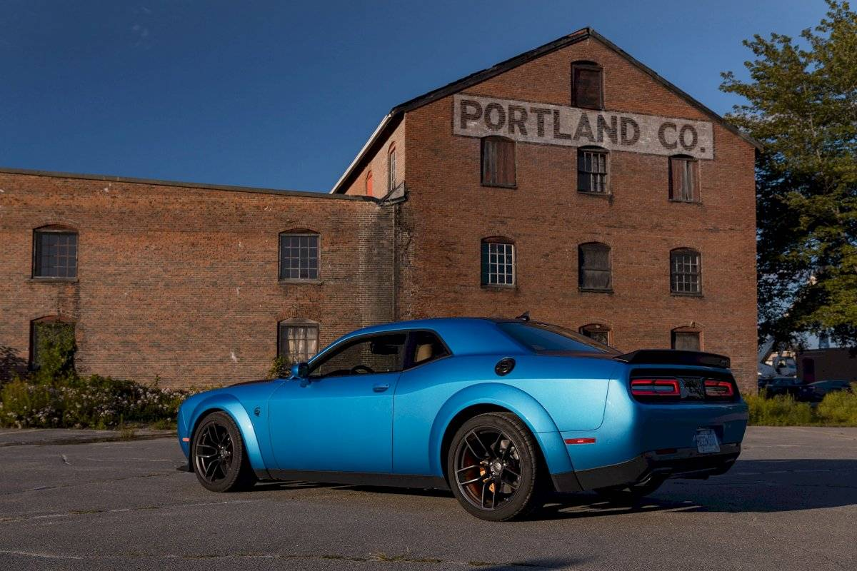 Dodge Challenger SRT Hellcat Redeye Widebody-8